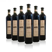 御马特选黑比诺干红葡萄酒 6支装/箱