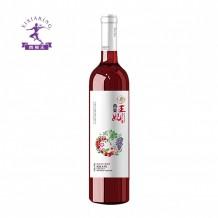 西夏王妃2019钙果利口葡萄酒