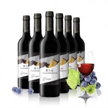 贺兰山经典( Classic red)干红葡萄酒