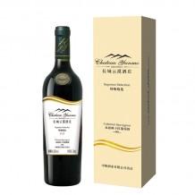 长城云漠酒庄赤霞珠干红葡萄酒