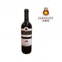 法塞特2012赤霞珠干红葡萄酒